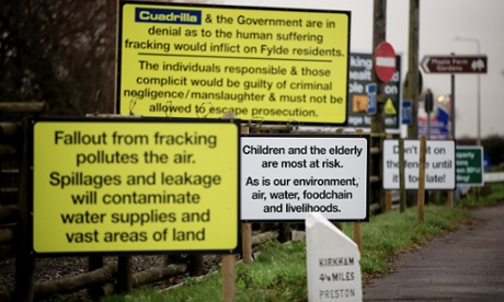 Labour seeks ban on fracking near aquifers