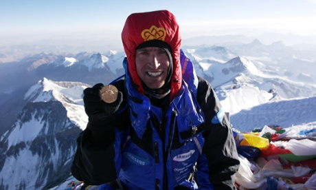 Kenton Cool has summited Everest 11 times