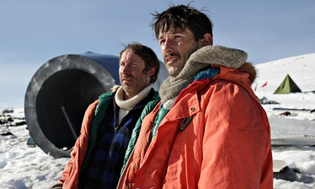 erebus   unknown review documentary brings  life  antarctic air crash film