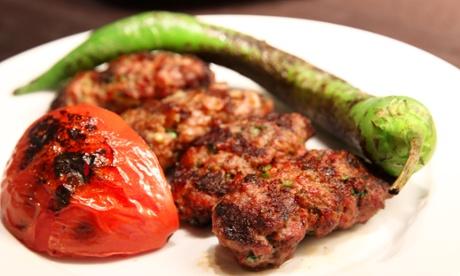 Alan Yau's kebabs
