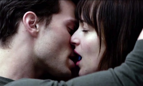 Fifty Shades of Grey R rating suggests bondage sex gagged