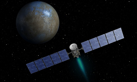 Spacewatch: Nasa targets dwarf planets in 2015