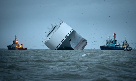 Worse things still happen at sea: the shipping disasters we never hear about