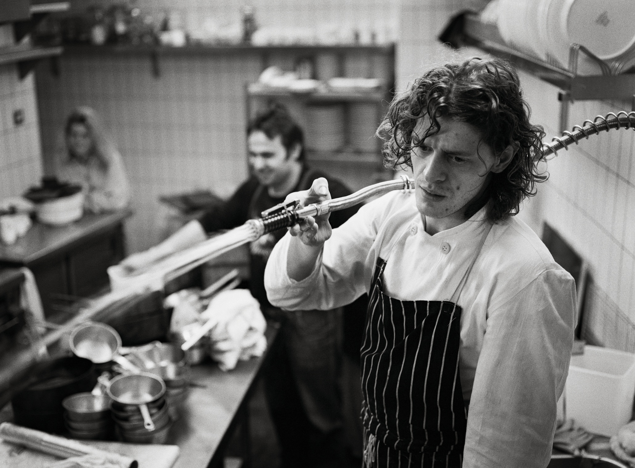 Marco pierre white in pictures life and style the for Marco pirotta chef
