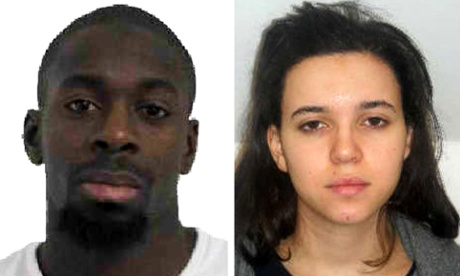 Charlie Hebdo suspects and third gunman killed in twin police raids