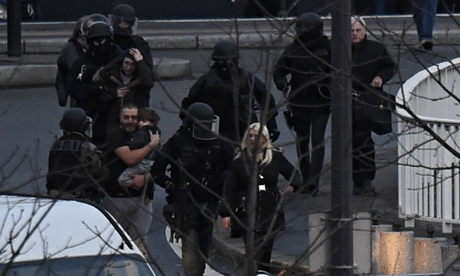 A ruthless enemy, hostages and trail of murder: France's worst nightmare