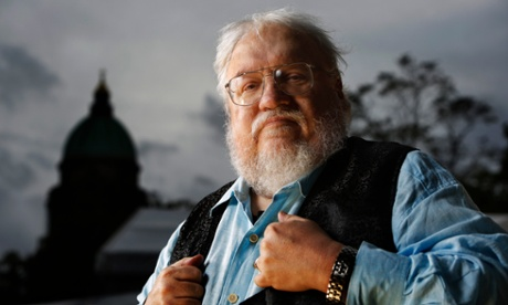 George RR Martin: our long obsession with Mars