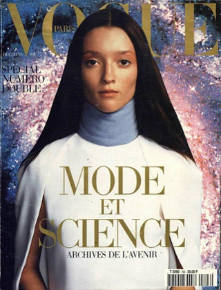 French Vogue, from 1998.