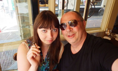 Hazy crazy days: with dad in Amsterdam's coffee shops