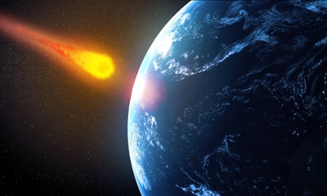 Asteroid that killed dinosaurs also intensified volcanic eruptions - study