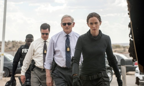 Mexican mayor calls for boycott of hit crime thriller Sicario