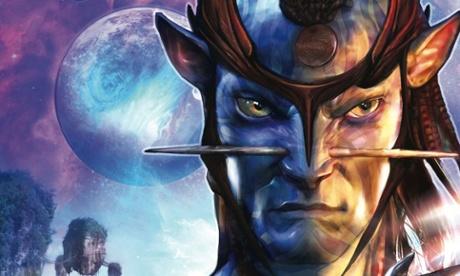 Avatar comics series announced by James Cameron