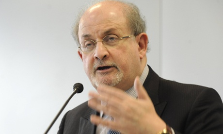 Salman Rushdie: 'We challenge fears. Literature is unafraid'