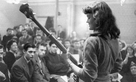 An emerging British folk music scene: archive, 15 October 1963