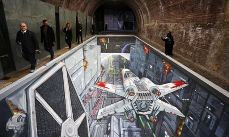 Look out below! 3D pavement art around the world – in pictures