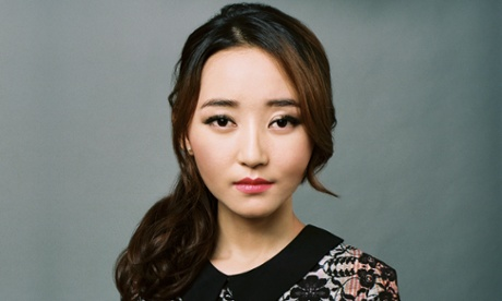 Yeonmi Park: 'I hope my book will shine a light on the darkest place in the world'