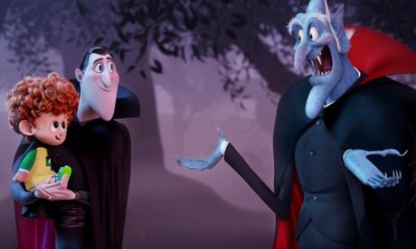 Hotel Transylvania 2 draws blood at the UK box office