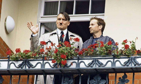 Hitler comedy Look Who's Back becomes Germany's No 1 movie