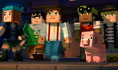 Games reviews roundup: Halo 5: Guardians; Rock Band 4; Minecraft: Story Mode