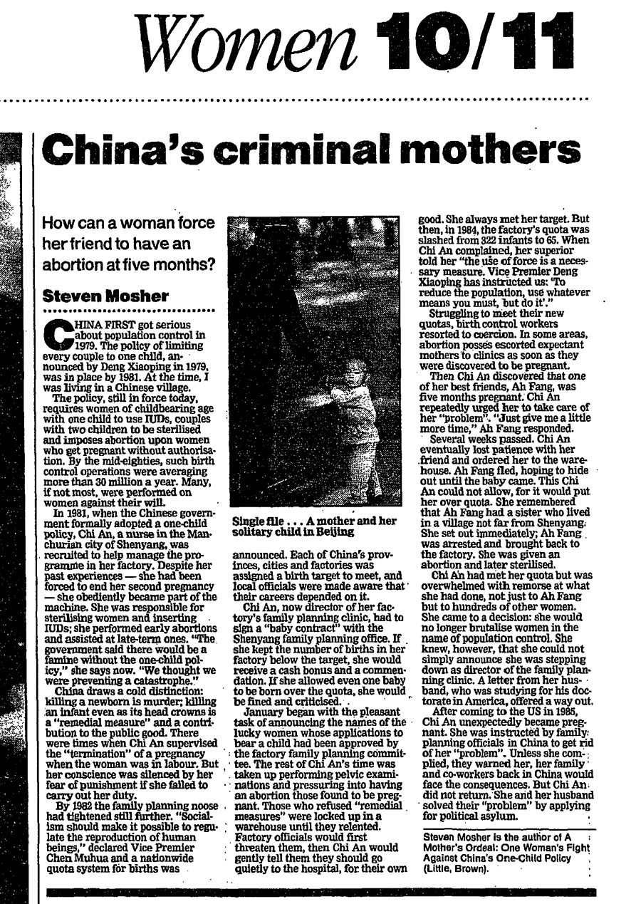 China Ends One-Child Policy, Allowing Families Two ...