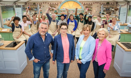 The genius of The Great British Bake Off