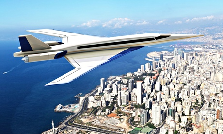 New era beckons for supersonic air travel