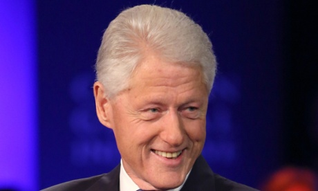 Bill Clinton on The Late Show: Trump interesting but I support 'Val the singer'