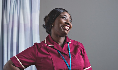 NHS workers from abroad: 'I don't think people here appreciate what they have'