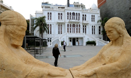 'The place to see and be seen': Beirut's legendary museum rises from the ashes