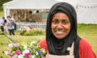 Nadiya Jamir Hussain: rose to the top of this year's The Great British Bake Off