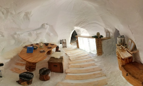 Village Igloo de Blacksheep