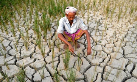 Drought is a global problem - we need a global solution