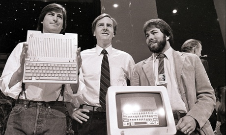 Good Jobs: former Apple CEO says company co-founder would have liked new biopic