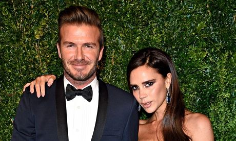 David and Victoria Beckham and a less than caring society   Letters