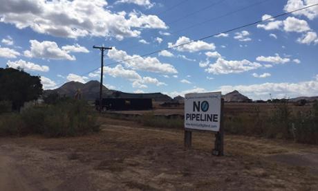 texas big bend pipeline