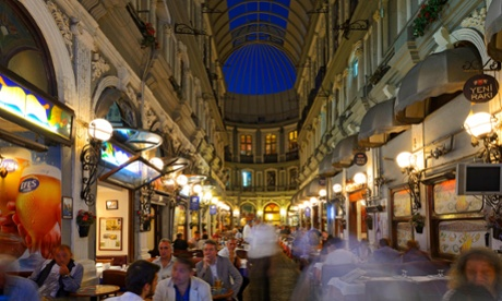 Istanbul's top 10 historic shopping arcades