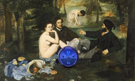 Jeff Koons on his Gazing Ball Paintings: 'It's not about copying'