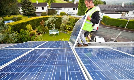 The sun is setting on solar, but there's still time to scoop the feed-in tariffs
