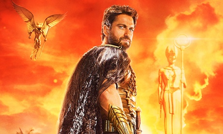 Gods of Egypt posters spark anger with 'whitewashed' cast