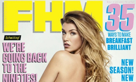 FHM and Zoo closures mark end of lads' mag era