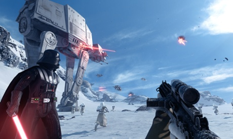 Star Wars: Battlefront review – the force is strong, but not for long