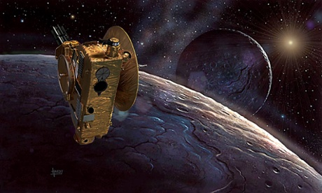 The space artist who saw Pluto before Nasa