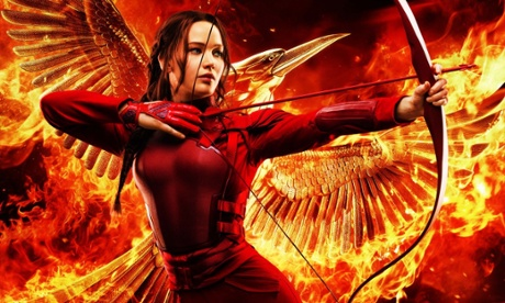 Jennifer Lawrence removed from Israeli Hunger Games posters
