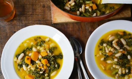 Soffritto so good: Rachel Roddy's winter minestrone soup recipe