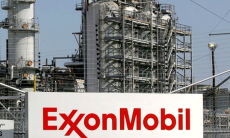 Uncertainty is Exxon's friend, but it's not ours