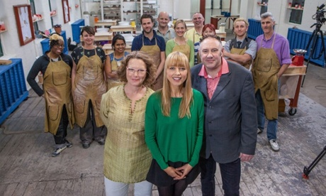 BBC's Great Pottery Throw Down fires up with 1.9 million viewers