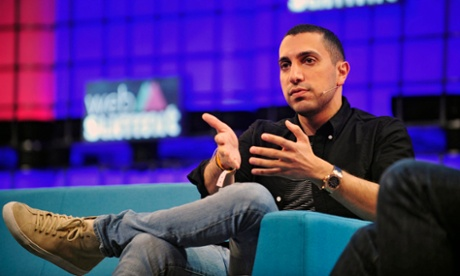 Tinder is for more than just casual sex, says CEO Sean Rad
