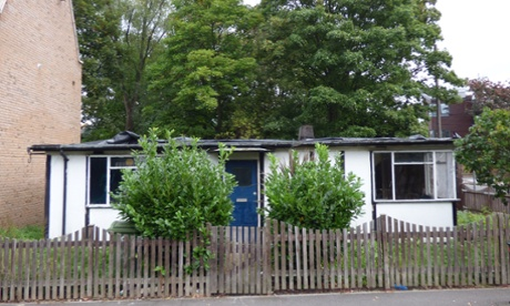 Derelict pre-fab bungalow in south-east London sells for £920,000