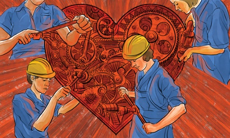 'Women are just better at this stuff': is emotional labor feminism's next frontier?