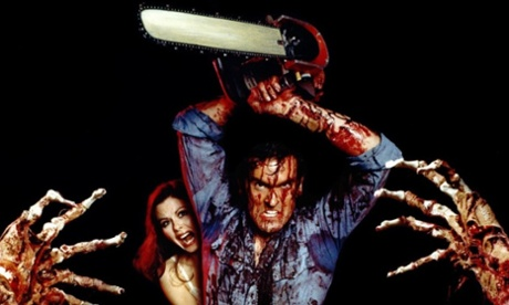 Bruce Campbell: 'Some guy called me the Gregory Peck of B-movies'